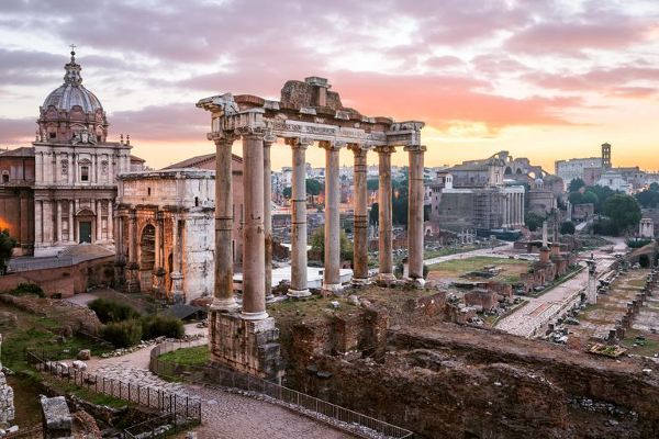 sénat romain empire